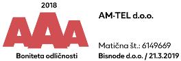 Boniteta odlicnosti-Amtel